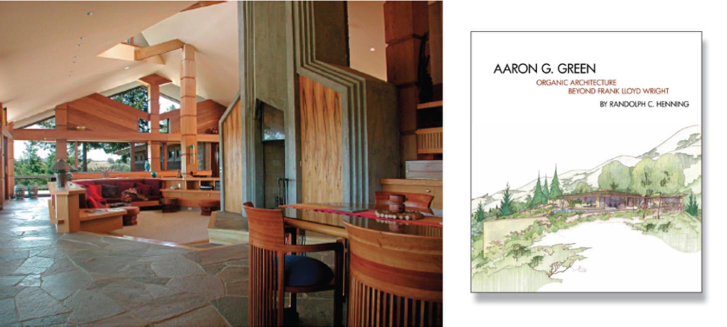 Weekly Frank Lloyd Wright News - Issue 68 on prairie style design homes, modular design homes, solar design homes, art deco design homes, frank lloyd wright design homes, green design homes, spain design homes,