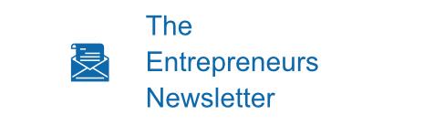 The Entrepreneurs Newsletter