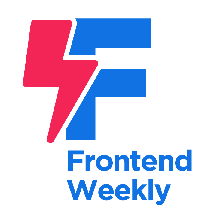 Frontend Weekly