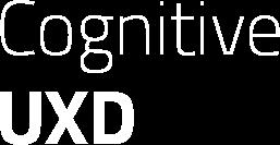 Cognitive UXD