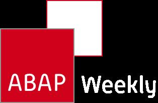 ABAP Weekly