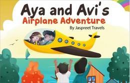 Avi and Aya's Airplane Adventure