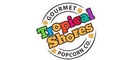 Tropical Shores Gourmet Popcorn
